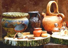 Ceramiche e cotto. by Giancarbon.deviantart.com on @DeviantArt