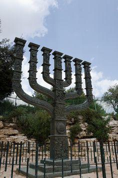 Knesset Menorah  Israel