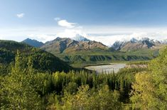 Wrangell-Kluane Wilderness, Alaska & the Yukon. The world's largest single protected area (50M sq. miles), it boasts the biggest concentration of super-high mountains and glaciers in North America. In addition to copious wildlife (bear, moose, caribou, mountain goats, whales, and timber wolves), it offers backcountry hiking, mountain climbing, whitewater rafting, kayaking and ... 'natch, bush plane flights.