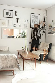 My Scandinavian Home: sitting room
