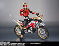 S.H.Figuarts TRY CHASER2000 | Tamashii Web