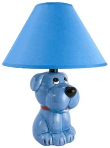 Home Design 46016-01 Home Design Character 1 Light Table Lamp - Dog  $15