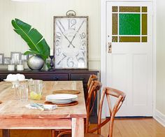 This Queenslander home moulded to Melissa's big family and was the perfect canvas for her vintage style.