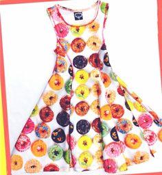 Zara Terez Donuts Dress | Zara Terez Skater Dress