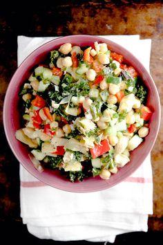 Confetti Crunch Salad // @HealthyDelish