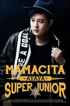 Ayaya!!! Shindong!!! Super Junior