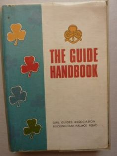 Guide book - i found one of these in a charity shop years ago.