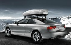 When adventure calls, make sure your Audi is ready with Audi TravelSpace Transport Accessories.