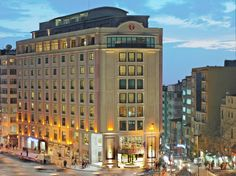 Hotel Ramada Plaza Istanbul City Center - Istanbul #HotelDirect info: HotelDirect.com