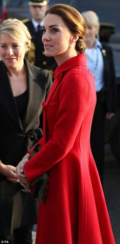 Catherine, Duchess of Cambridge visits McBride Museum during the Royal Tour of Canada on September 28, 2016 in Whitehorse, Canada.