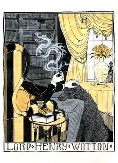 Lord Henry Wotton - Fantasy Art