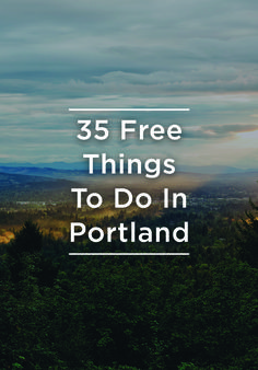 In real-life Portlandia, you can ride the free-spirited freebie wave as long as you want. We've got the scoop on the city's best comp offerings throughout the year, from a butt-naked bike ride to a hike in America's largest urban wilderness.