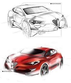 Some Sketch on Behance