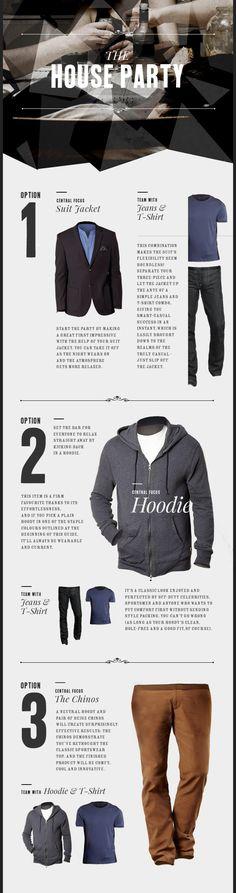 The Capsule Wardrobe | Men's must-have The House Party – Debenhams Blog