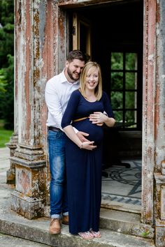 Larmer Tree Gardens maternity shoot by Lydia Stamps Photography