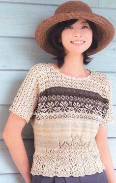Комбинированное вязание спицами и крючком - два пуловера. Обсуждение на LiveInternet - Российский Сервис Онлайн-Дневников