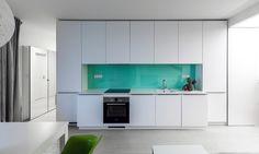 Vzorový trojizbový byt s predzáhradkou, Arboria park Slnečná, Trnava | RULES Architekti