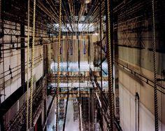 Coulisse theatre ralph shulz 04 Les coulisses de théatres par Ralph Schulz  photo art
