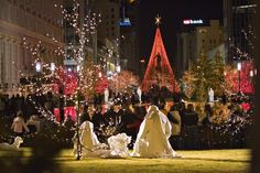 Christmas at Temple Square - long list of events Christmas Love, Christmas Holidays, Christmas Decorations, Holiday Decor, Salt Lake County, Temple Square, Latter Day Saints, Time Of The Year, Lds
