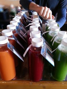 juice cleanse multiple day - Cafe gratitude kansas city. Have to try this place.