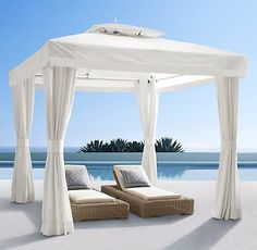 Tuuci® Shade Structures | Restoration Hardware