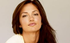 Minka Kelly with blue contacts would be a good Ana.