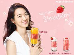 Foodtrends in Korea für den Frühling 2016 #foodtrends2016 #korea #südkorea #foodtrends #erdbeere #strawberry #spring #frühling