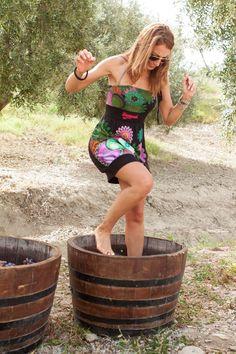 Vendemmia_calabria_2014 .#mieledilavanda #foodblogger #calabria #cooking #tour