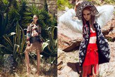 Custo Barcelona & Harper's Bazaar Thailand