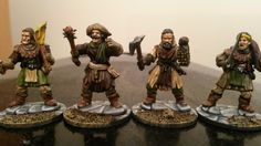 Image result for FRostgrave man at arms