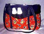 diaper bag pattern.