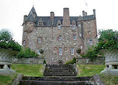 McKenzie Castle Scotland -