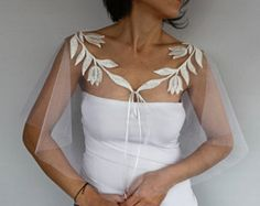 Wedding Cover Ups & Scarves – Etsy