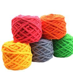 Soft Milk Super Thick Cotton Yarn - Free Shipping Worldwide