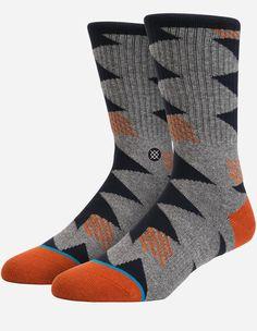 Stance - Thunderbolt Socks grey