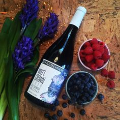 Looking for the perfect dinner party wine? We have you covered! Our Violet Crown is extremely versatile and agreeable for any occasion!  Flavors & aromas of blueberry syrup, raspberries with hints of chocolate. In the mid-palate the flavor becomes more herbaceous and leather-like and finishes with nuances of smoke.  #wine #vino #redwine #grenache #syrah #redblend #violetcrown #austin #theaustinwinery #party