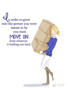 Rose Hill Design - Move on From What is Holding You Back