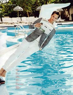 ollie005 Ollie Edwards is in a Summer Mood for GQ Germany