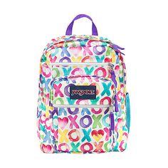 JanSport Big Student Backpack ($46) ❤ liked on Polyvore featuring bags, backpacks, blue, school & day hiking backpacks, shoulder strap backpack, knapsack bags, shoulder strap bag, expandable bag and jansport