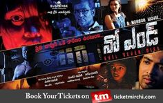 Book your tickets for Movieb#‎NoEnd‬... Visit www.ticketmirchi.com for booking your tickets....