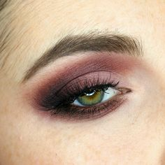 PittPantherMUA: Tutorial: Berry Valentines Day Look featuring Hello Waffle and Dawn Eyes