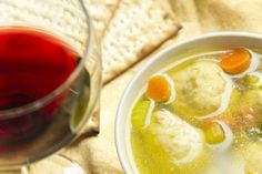 Sinkers or floaters? That was the question always asked of Grandma Minnie's kneidels [matzah balls] at the first seder. Would her always delicious mat ...