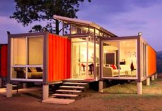 Shipping containers were designed for stuff, not humans, and by the time architects finish adapting them for people there often isn\u0027t much left of them. But they are cheap and plentiful, and