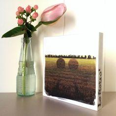 FOTO block  decoro da parete o in appoggio  Photo Block di LeRetro, €15.00