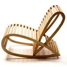 İlginç Tasarım Ahşap Sandalye Modelleri