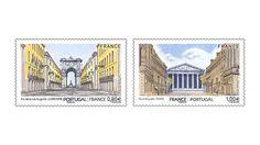 COLLECTORZPEDIA Rue Royale Paris & Arc de la rue Augusta Lisbonne