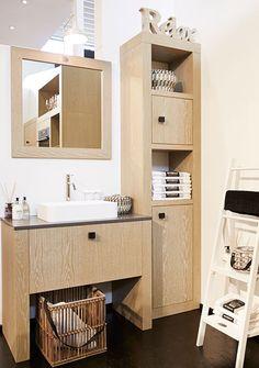 53 best Badkamer meubels images on Pinterest | Powder room, Flush ...