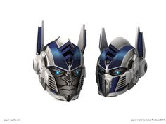 transformers universe] optimus prime v10 head AoE