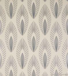 iLiv Elements Arrow Leaf Wallpaper in Graphite - Bold Wallpaper, Feature Wallpaper, Wallpaper Online, Fabric Wallpaper, Pattern Wallpaper, Wallpaper Ideas, Textile Pattern Design, Textile Patterns, Modern Patterns