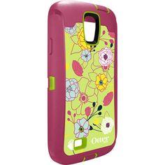 Samsung Galaxy S4 case- OtterBox